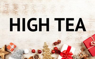 Kerst High Tea op 1e en 2e Kerstdag
